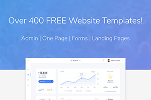 Free And Simple Html5 Templates